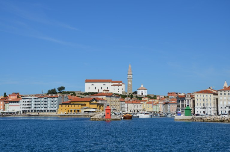 Celebration of European Cooperation Day on Slovenian coast