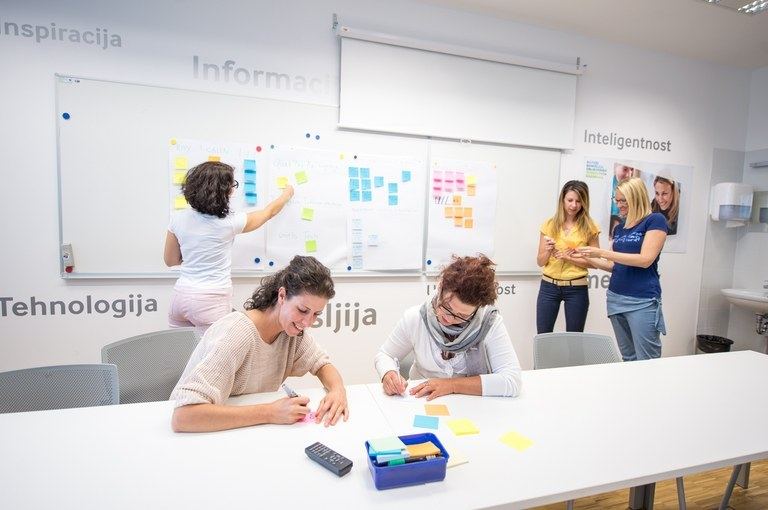 EU funding for youth career centres
