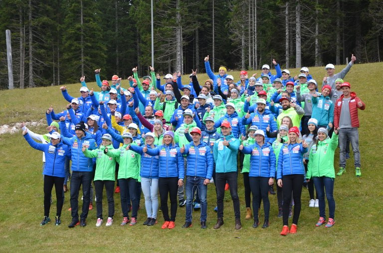 Towards Success in Sport with EU Funding – Winter Heroes at Pokljuka