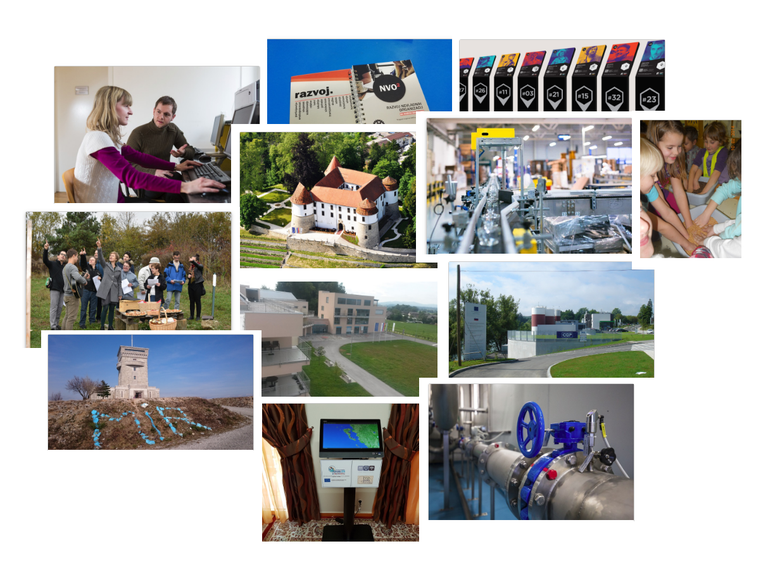 Twelve winning projects under the EU Project, My Project 2017 campaign open their doors on 9 and 10 June to welcome visitors