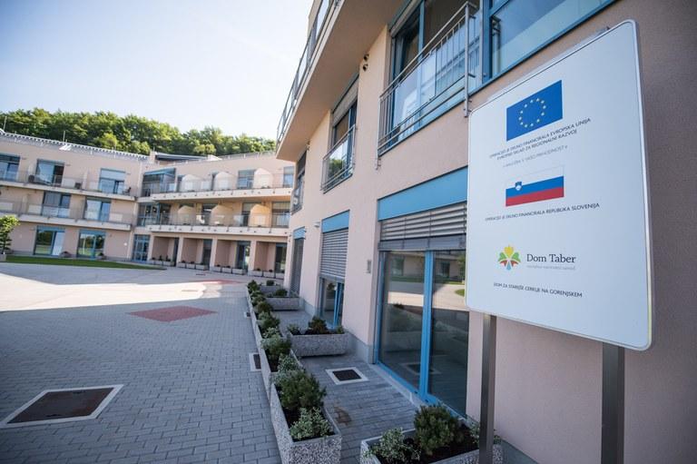 Evropska sredstva za energetsko sanacijo Doma starejših občanov Fužine