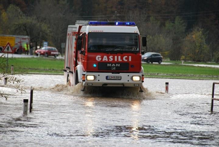 Evropska sredstva za pomoč ljudem ob naravnih nesrečah - poplavah in ostalih ujmah