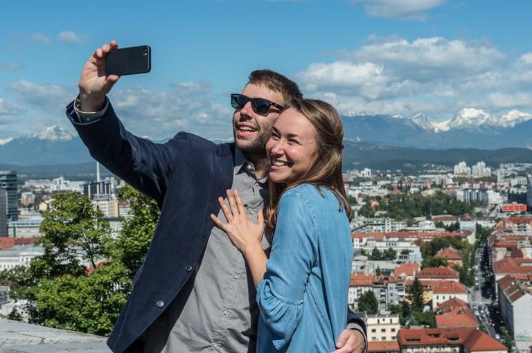 Evropska sredstva za razvoj in promocijo turistične ponudbe v Sloveniji