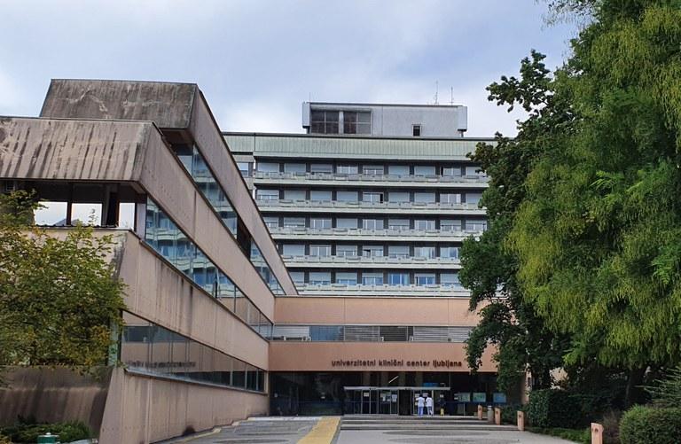 Krepimo naložbe v slovensko zdravstvo: 5,6 milijona evrov nepovratnih evropskih sredstev za energetsko prenovo sedmih stavb UKC Ljubljana