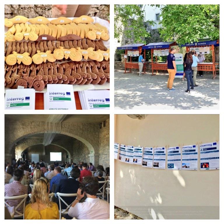 Na osrednjem letnem dogodku Programa sodelovanja Interreg V-A Italija-Slovenija 2014–2020