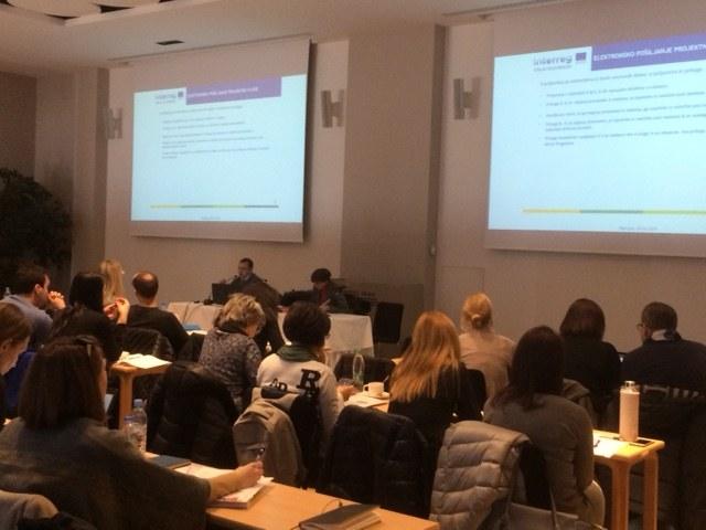 Nacionalni informativni dan programa Interreg ITALIJA SLOVENIJA 2014 - 2020