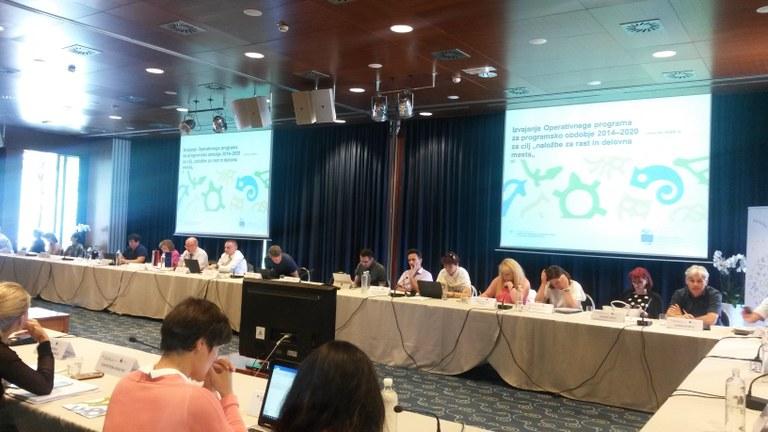 Odbor za spremljanje potrdil predlagane spremembe Operativnega programa za izvajanje evropske kohezijske politike v obdobju 2014–2020