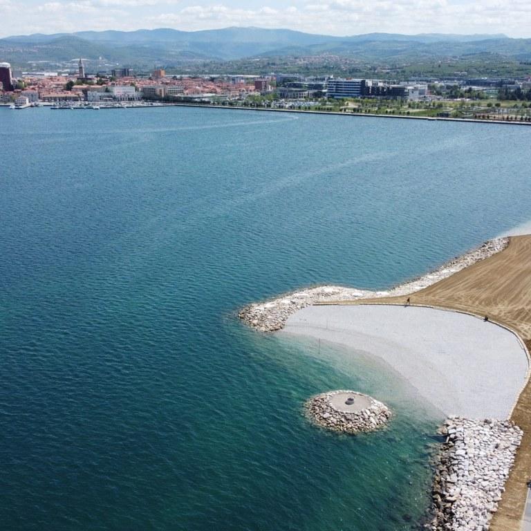 Oživljamo mesta: Evropska sredstva za ureditev obale v Kopru
