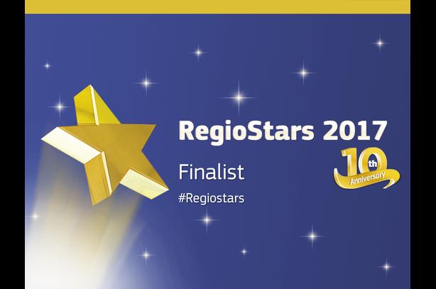 Projekt programa Interreg Območje Alp izbran med finaliste nagrad RegioStars
