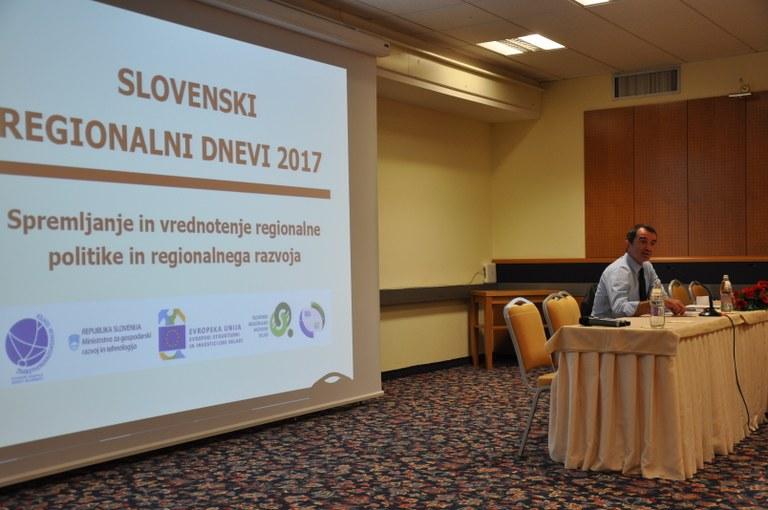 Slovenski regionalni dnevi 2017
