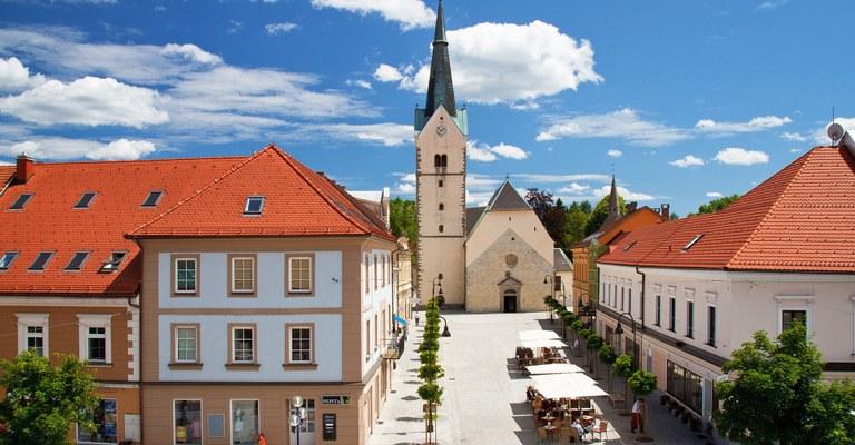 Spodbujamo trajnostno mobilnost: Evropska sredstva za trajnostno ureditev mestnega jedra Slovenj Gradca