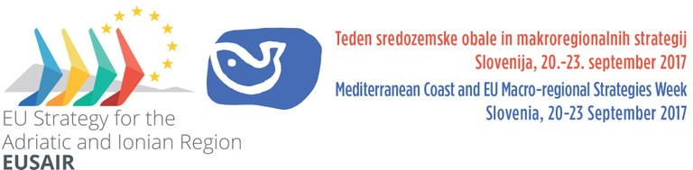 Teden sredozemske obale in makroregionalnih strategij