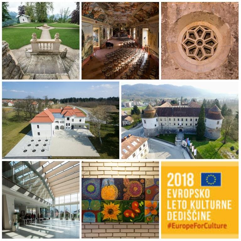V Sloveniji začenjamo Evropsko leto kulturne dediščine
