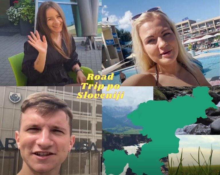 [VIDEO] Road Trip po Sloveniji: Obiskali smo Vinarium, Terme Paradiso in P+R v Grosuplju