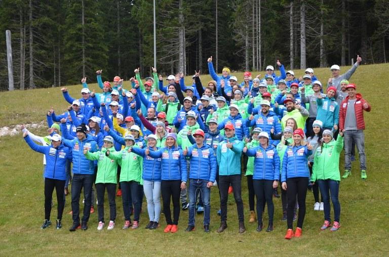 Z EU sredstvi do športnih uspehov – Junaki zime na Pokljuki