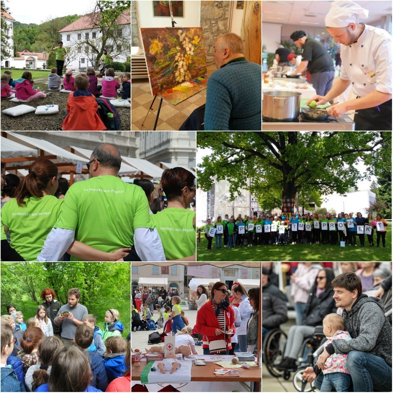''EU Project, My Project 2019'' events with over 12,000 visitors