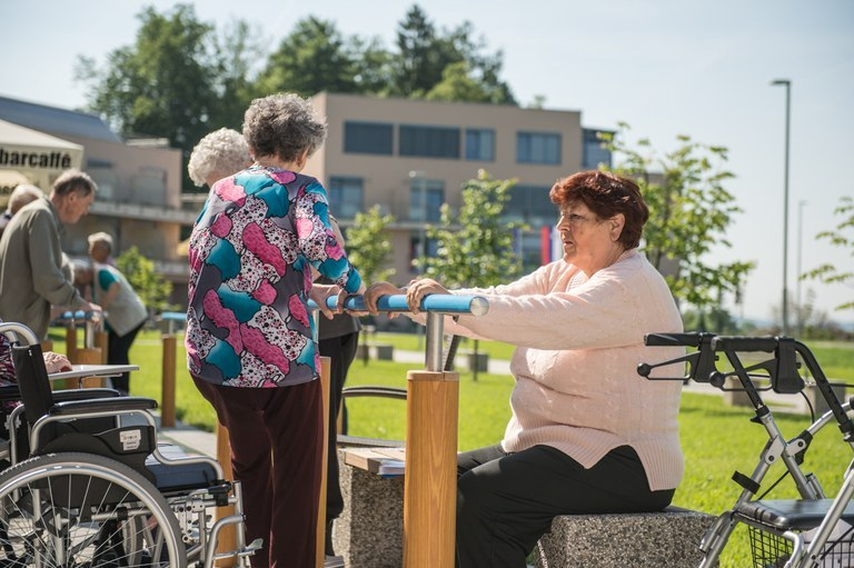 EU funding for community-based services and programmes for seniors