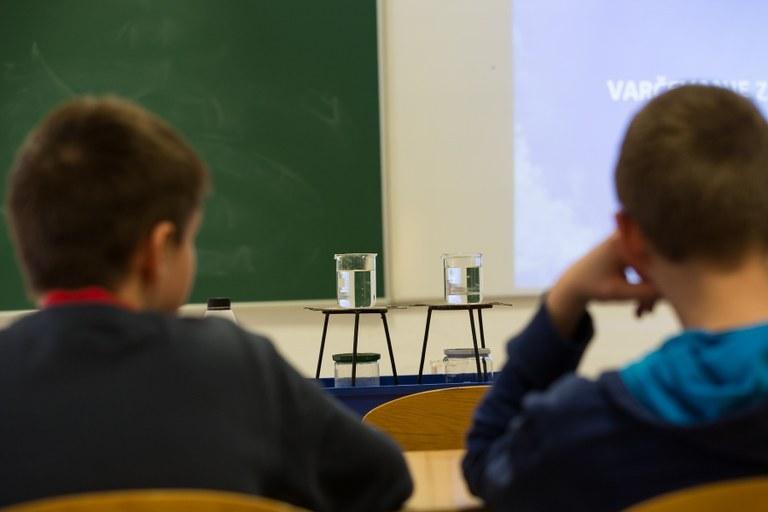 EU funding for energy renovation of the School Centre Kranj