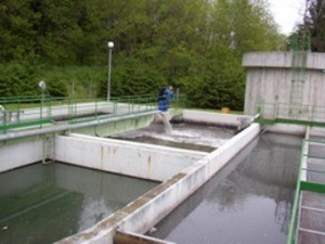 EU funding for the reconstruction of the Ormož wastewater treatment plant