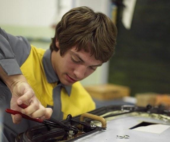 European Social Fund helps build vocational skills in Slovenia