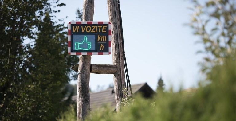 Improving road user safety: EU funding for traffic arrangement in Kranj