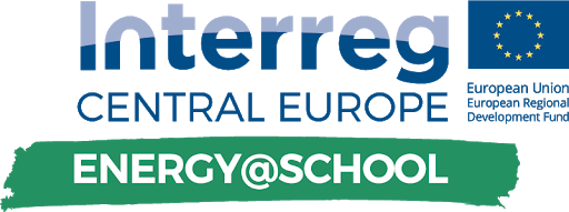 REGIOSTARS – winning project ENERGY@SCHOOL under INTERREG CENTRAL EUROPE Operational Programme