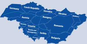 3. razpis programa Interreg DANUBE