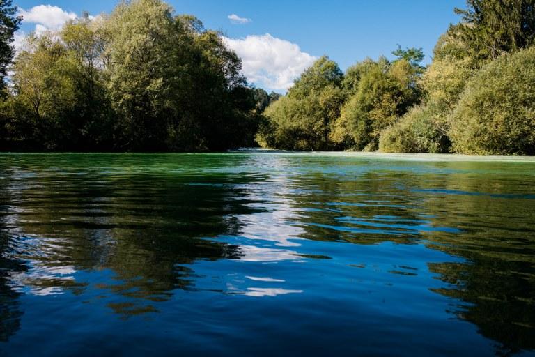 Čista voda za zeleno Slovenijo: Evropska sredstva za čiščenje komunalne odpadne vode v porečju Sore