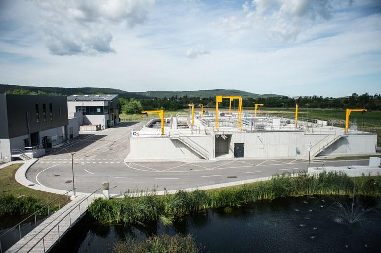 Čista voda za zeleno Slovenijo: Evropska sredstva za odvajanje in čiščenje komunalnih odpadnih voda v porečju Savinje v občini Laško