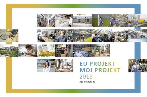 EU PROJEKT, MOJ PROJEKT - več kot 40 dogodkov med 12. in 19. majem 2018