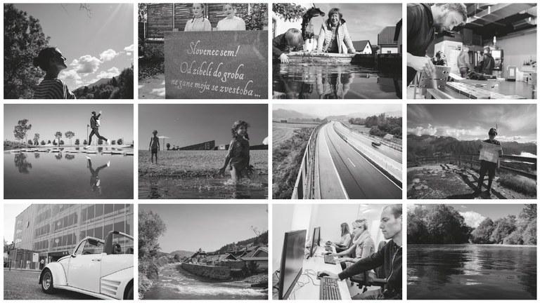 Evropska sredstva povezujejo: potujoča fotografska razstava dobrih zgodb, ki povezujejo Slovenijo
