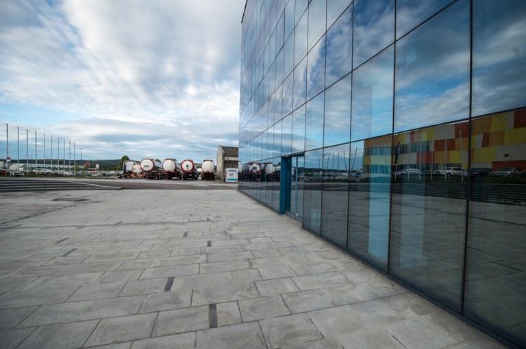 Evropska sredstva za  celovito ureditev območja Poslovne cone Majšperk – Breg