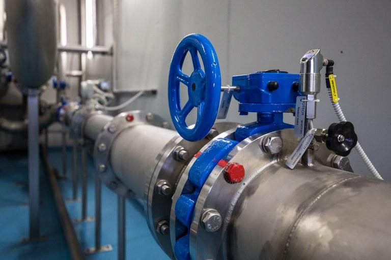 Evropska sredstva za čiščenje odpadne vode v porečju Save na Jesenicah