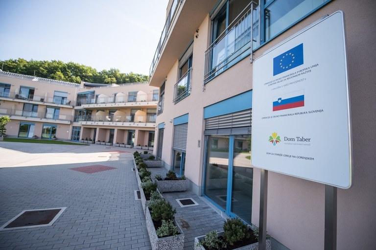 Evropska sredstva za energetsko sanacijo Doma upokojencev Gradišče