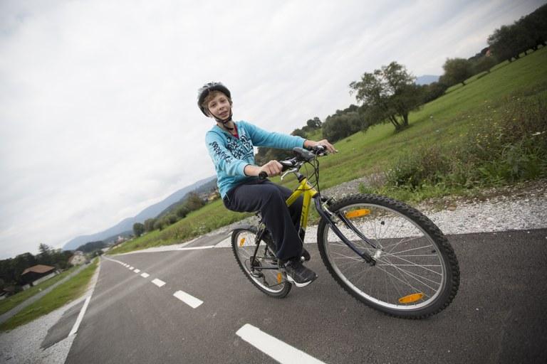 Evropska sredstva za kolesarsko povezavo med Idrijo in Mokraško vasjo