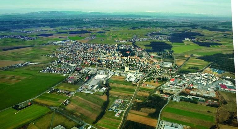 Evropska sredstva za prenovo mestnega središča v Murski Soboti
