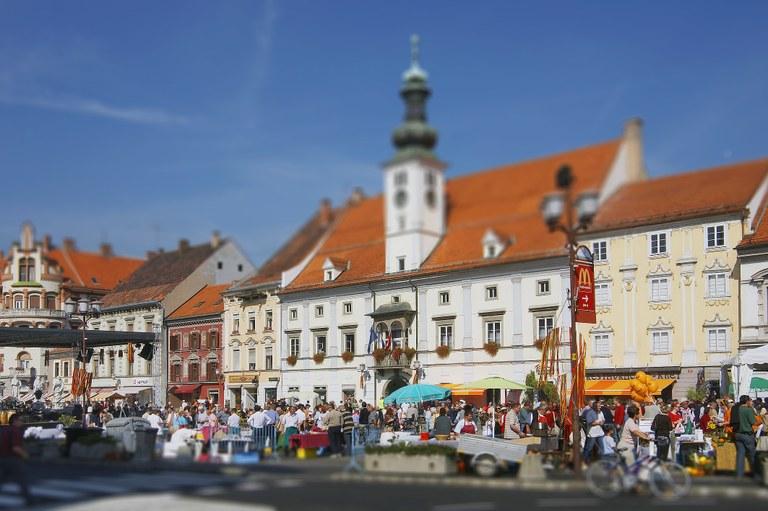 Evropska sredstva za projekta Trajnostne urbane strategije Mestne občine Maribor