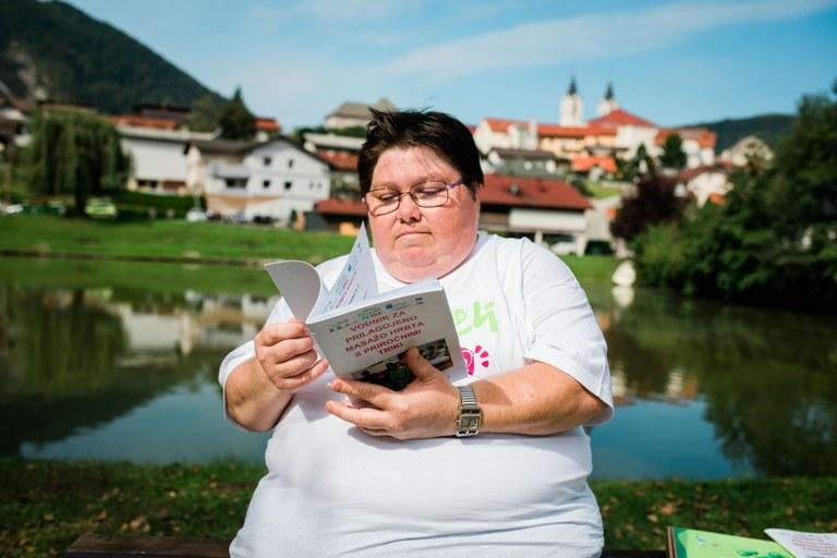 Evropska sredstva za samostojnejše bivanje oseb z motnjami v duševnem in telesnem razvoju v občinah Škocjan in Kočevje