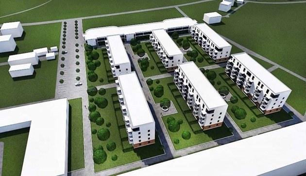 Evropska sredstva za stanovanjsko sosesko v Celju