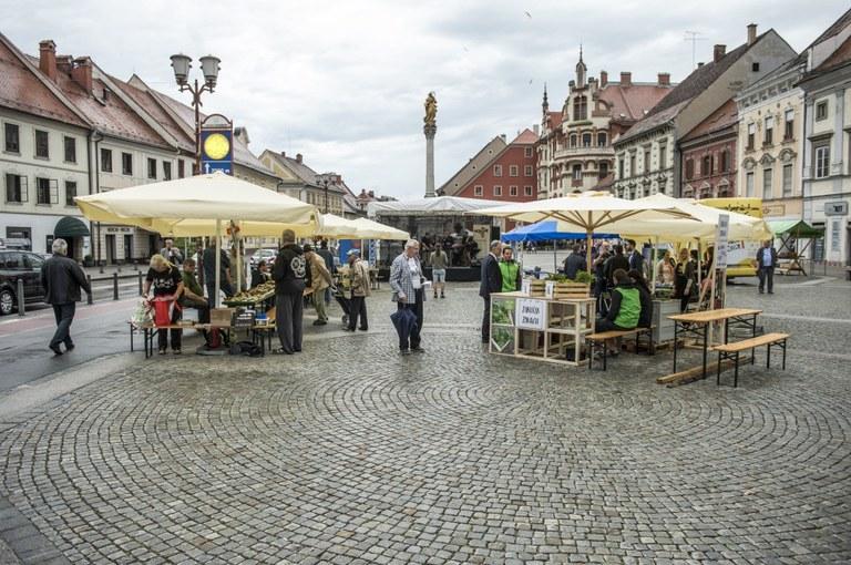 Evropska sredstva za ureditev avtobusnih postajališč v Mariboru