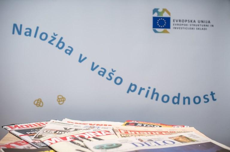 Evropsko komisijo zanima mnenje državljank in državljanov o pobudah Evropskega socialnega sklada