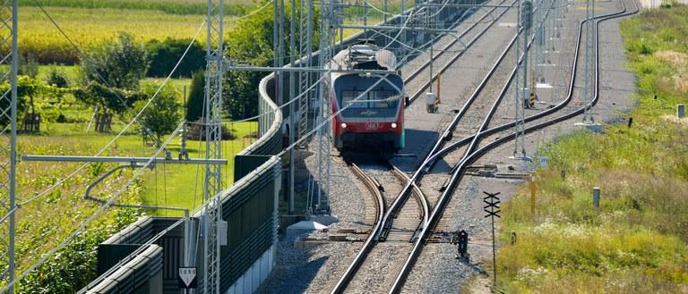 Posodabljamo železnice: Evropska sredstva za nadgradnjo železniškega vozlišča Pragersko