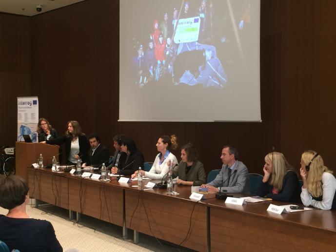 Praznovanje Dneva Evropskega sodelovanja 2018 v okviru Programa sodelovanja Italija- Slovenija v Novi Gorici