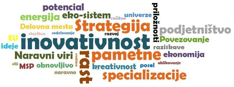 Prenova Slovenske strategije pametne specializacije - napoved spletnih delavnic