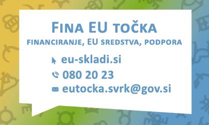 S pomočjo Fine EU točke do hitrih in zanesljivih odgovorov o koriščenju EU sredstev