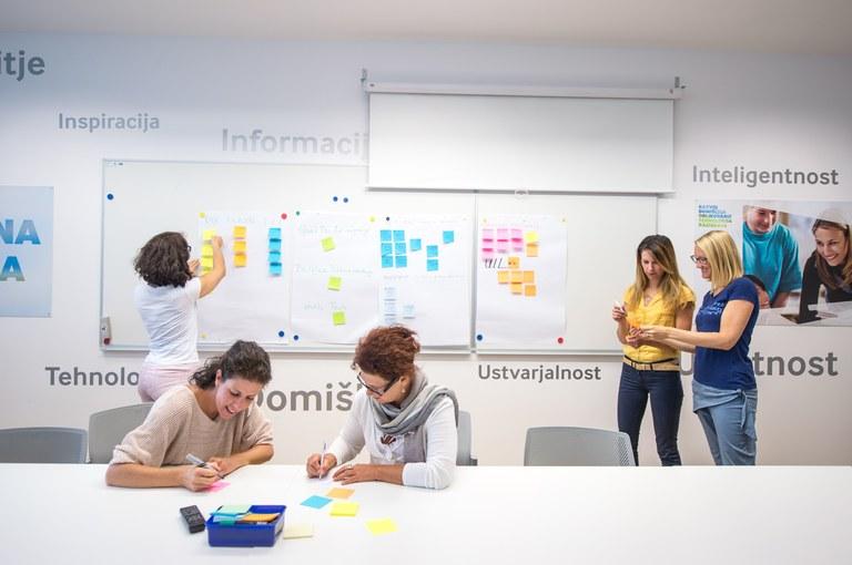 Spodbujamo podjetništvo: Evropska sredstva za inkubator urbaNMakerspace