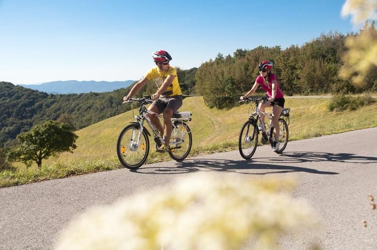 Spodbujamo trajnostno mobilnost: Evropska sredstva za kolesarske poti v občini Brežice