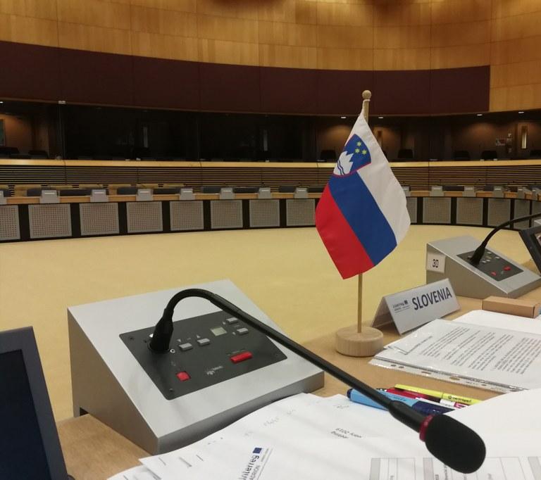 Vabilo na delavnico za poročanje za slovenske upravičence