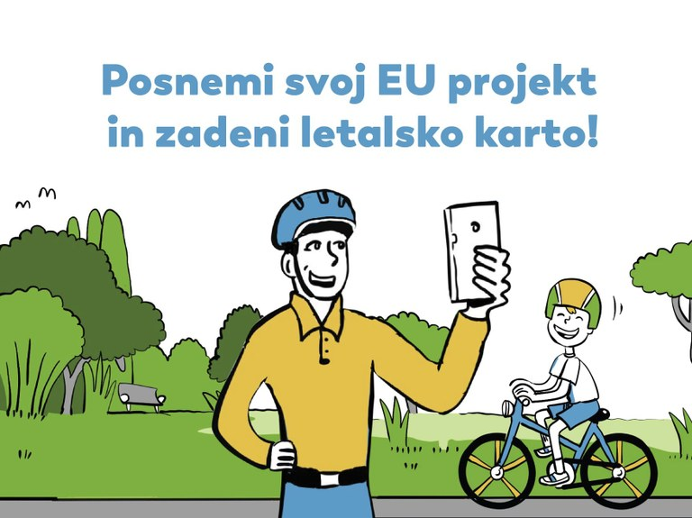 "Video natečaj ""EU PROJEKT, MOJA ZGODBA 2019"" se začenja"