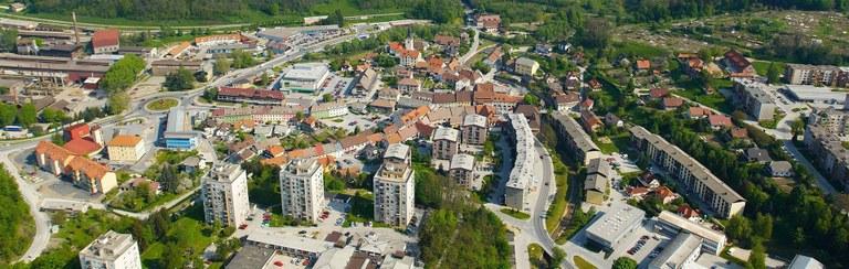 Z evropskimi sredstvu urejena komunalna infrastruktura v Poslovni coni Ravne